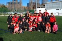 El Memorial Tomas Caballero de Fútbol 8 Femenino celebra una nueva edición en recuerdo y homenaje de todas las víctimas del terrorismo