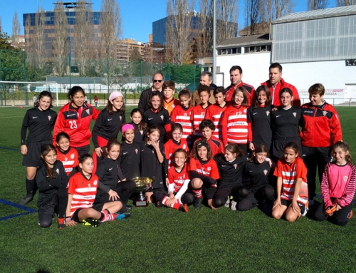 Memorial fútbol 8 Femenino