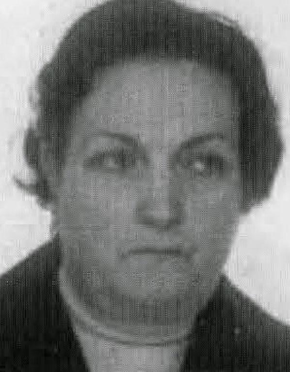 MARÍA CRUZ YOLDI ORRADRE